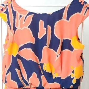 🍁Jessica Simpson Floral Dress